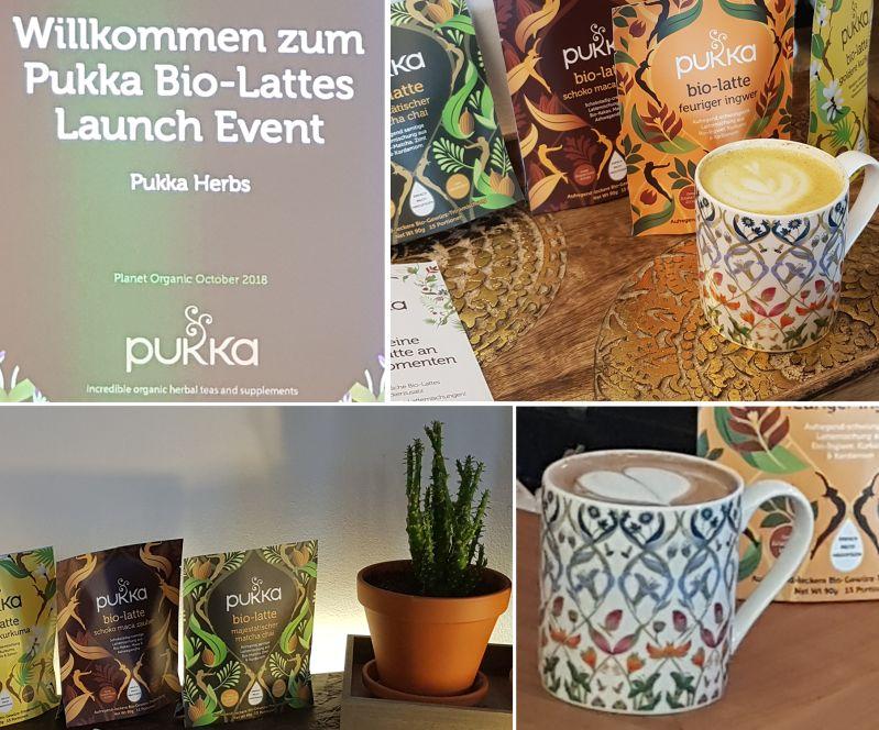 Pukka-Bio-Lattes für einen Hauch Asien