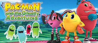 Pac-Man and The Ghostly Adventures-RELOADED