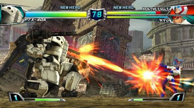 Tatsunoko vs Capcom Ultimate All Stars Apk