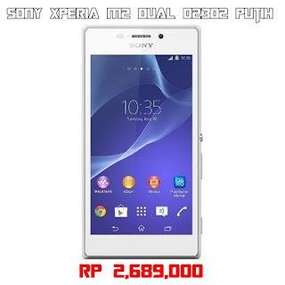 Sony Xperia M2 Dual Putih