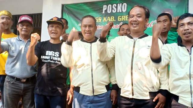 RGS Siap Dukung Prabowo – Sandi Menang di Pilpres 2019