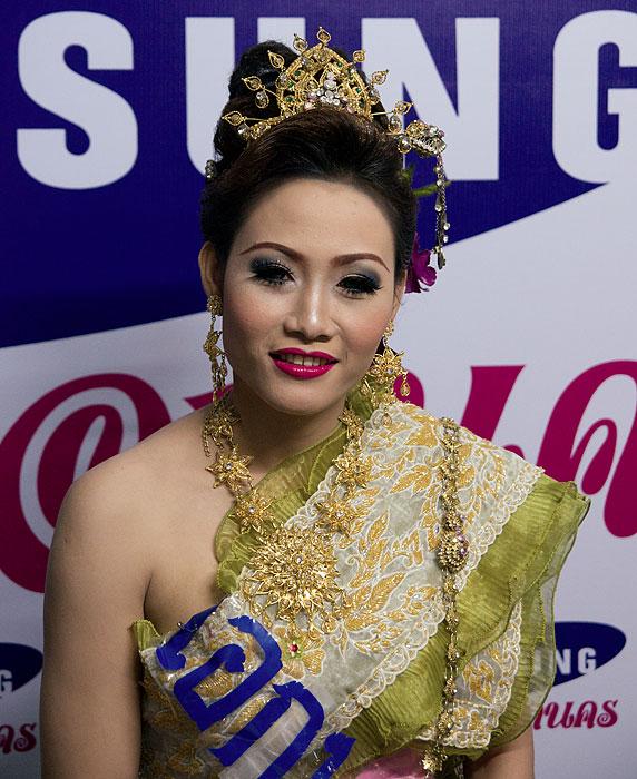 Vackra Thailändskor