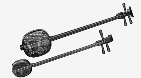Sanxian (Chinese string instrument)