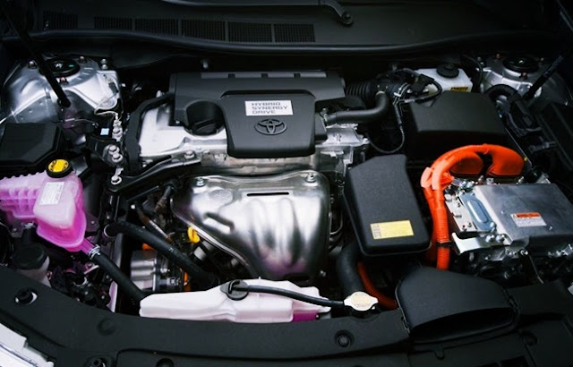 2012 Toyota Camry XLE Review Engine Performance