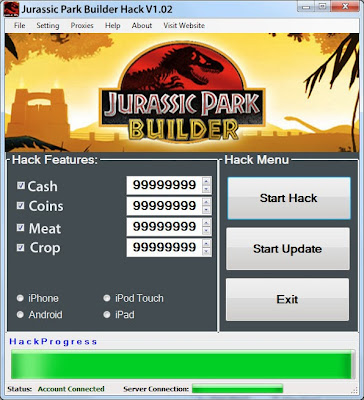 Download Free Jurassic Park Builder Hack