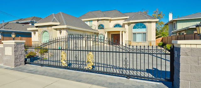driveway gate repair in los angeles