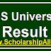 CCS University Result 2018 BA B.Com B.Sc LLB LLM MA MBA M.Sc M.Com
