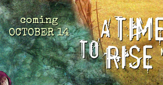Cover Reveal: A Time to Rise by Nadine Brandes [+ Giveaway]! - Waiting on Wednesday