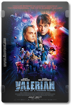 Valerian and the City of a Thousand Planets (2017) Torrent