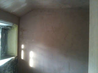 Unexpected plastering can leave you wanted to get plastered.