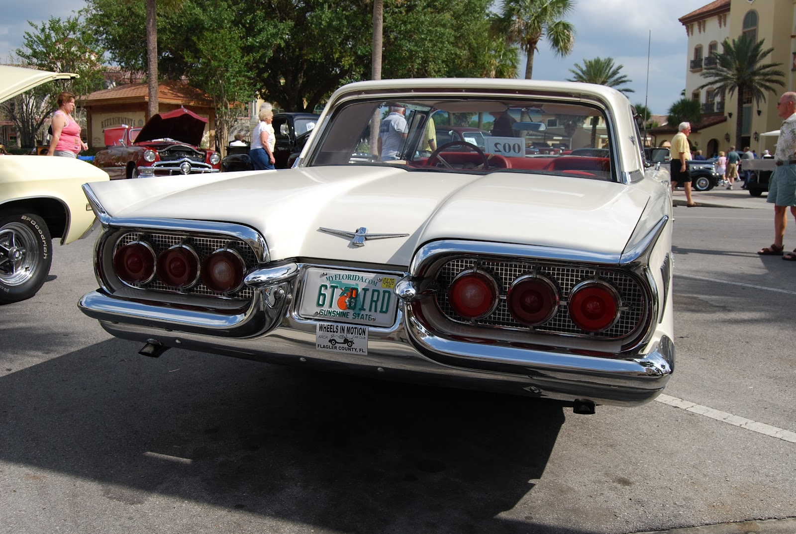 1969 Ford Thunderbird Convertible