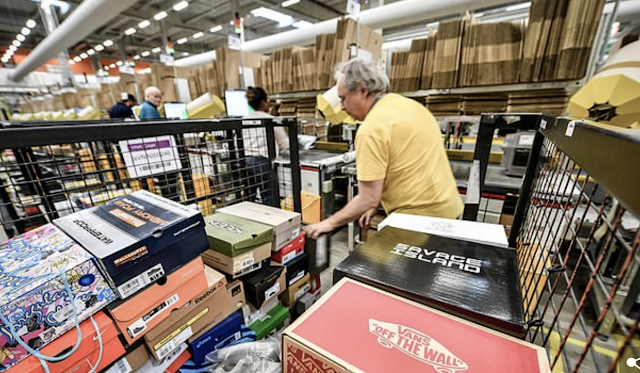 Amazon workers plan Black Friday protests at online giant's UK warehouses in protest against 'inhumane' working conditions