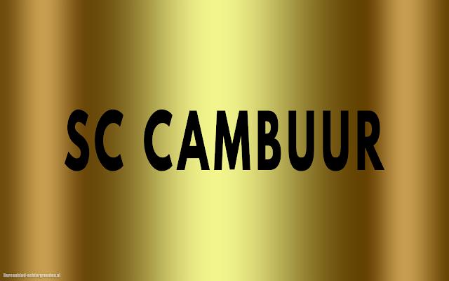 Gouden SC Cambuur wallpaper