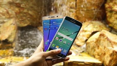 hieu nang Samsung S6 Edge với Note 5