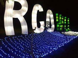 Menikmati Gelaran Festival of Light di Kaliurang Jogja