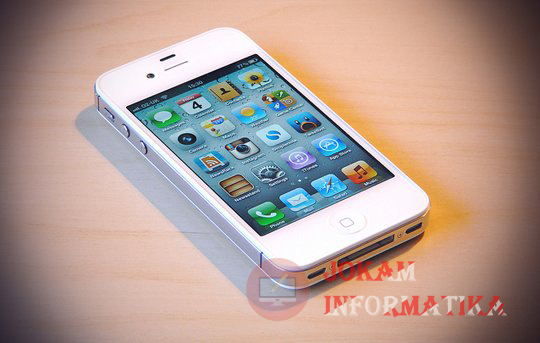 Spesifikasi Lengkap iPhone 4S Terbaru - JOKAM INFORMATIKA