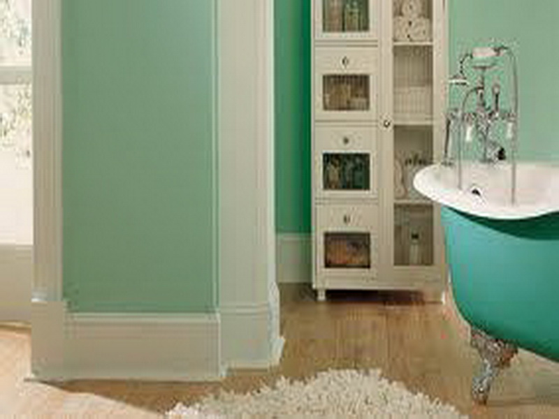 Rustic Bathroom Color Ideas For Country Styled Bathroom