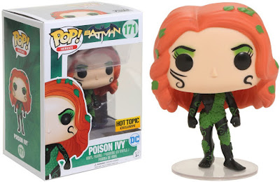 "Hot Topic Exclusive ""New 52"" Poison Ivy Pop! DC Comics Vinyl Figure by Funko"