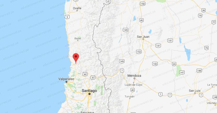 FUERTE SISMO En Chile de Magnitud 5.0 y Alerta de Tsunami (Hoy Jueves 30 Agosto 2018) Temblor EPICENTRO - La Ligua - Coquimbo - Valparaíso - Santiago - ONEMI - www.onemi.cl