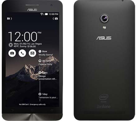 Spesifikasi Dan Harga Asus Zenfone 6 Ponsel Android RAM 2 GB