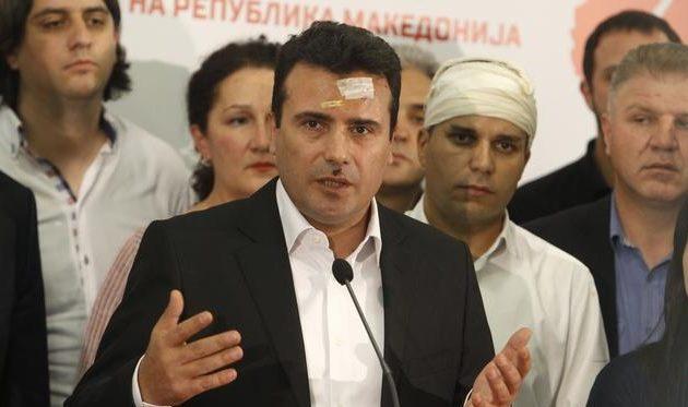 Ο Ζόραν Ζάεφ παραδέχτηκε… ότι οι Σκοπιανοί δεν είναι αρχαίοι Μακεδόνες! (Αποκαλυπτικά βίντεο