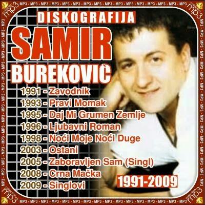 Samir Burekovic - Diskografija  Samir_Burekovic