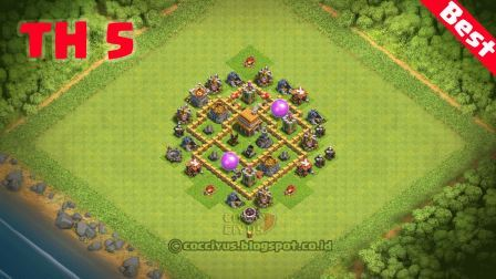 2# - Formasi Base TH 5 Defense Hybrid