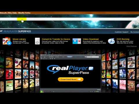 REAL PLAYER GOLD PLUS 11 Free Full Version Multimedia