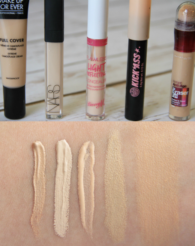 Makeup Forever Full Conver Camoflage Cream