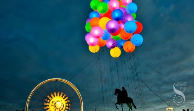 Fête des Lumières 2011 lyon
