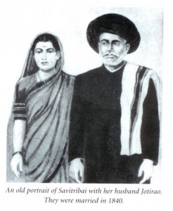 Jyotirao Phule's Connection with women activists
