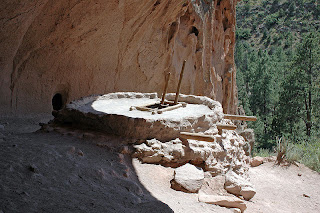 bandelier national monument kiva