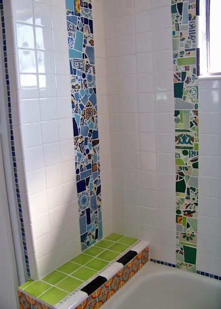 Bathroom Shower Tile Mosaic