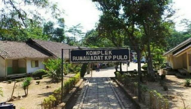 Wisata Kampung Pulo Garut