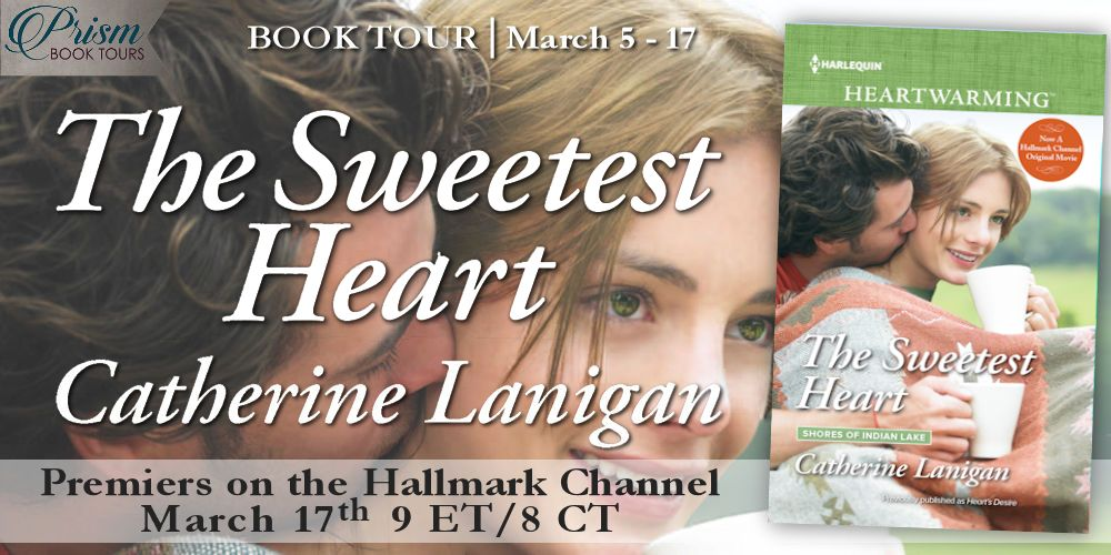It's the Grand Finale for HEART'S DESIRE by CATHERINE LANIGAN!