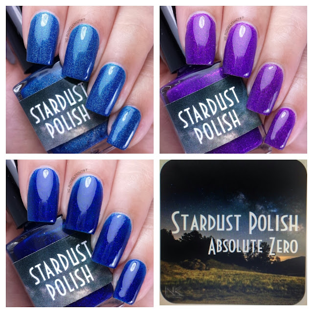 Stardust Polish: September Releases