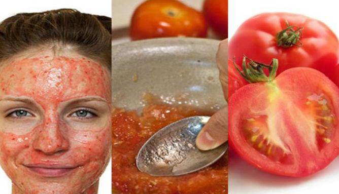 Masker Tomat Dan Madu Untuk Memutihkan Kulit Wajah Masker Wajahku