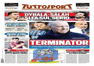 الصحافة الإيطالية تكشف مكاسب يوفنتوس المنتظرة من صفقة محمد صلاح.. بالفيديو