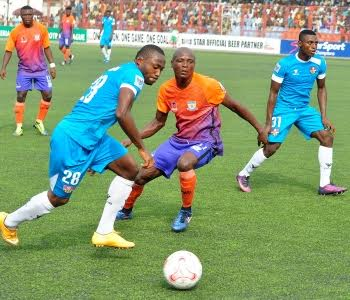 Playing in the league is beyond three points- Ajibade