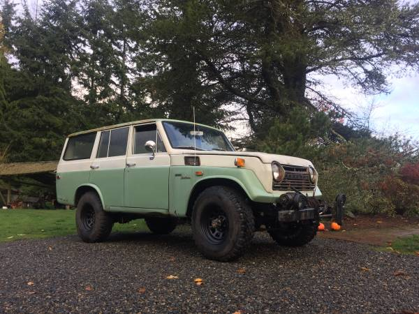 1971 Toyota FJ55 For Sale