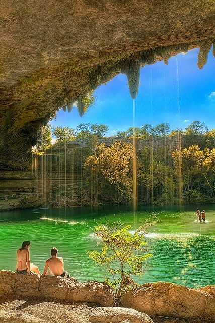 Hamilton Pools Preserve, Austin, Texas