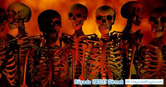 Rüyada iskeletin Görülmesi rüyada mezarda iskelet görmek rüyada ölmüş birinin iskeletini görmek rüyada iskelet kafası görmek rüyada yürüyen iskelet görmek rüyada ölmüş insan iskeleti görmek rüyada mezardan iskelet çıkarmak rüyada iskeletle konuşmak rüyada konuşan iskelet görmek