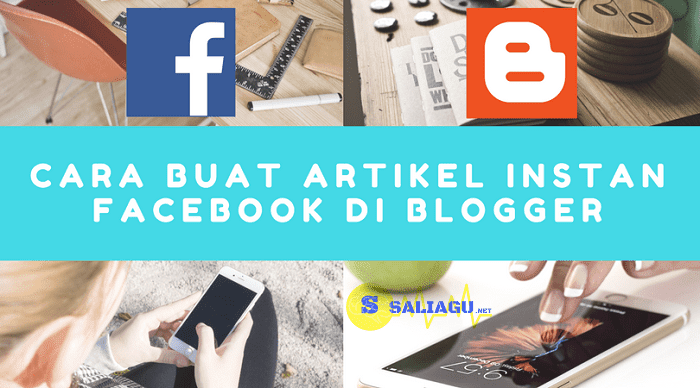 Facebook Artikel Instan di Blogger
