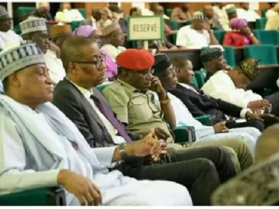 5 ministers who were sleeping through the 2017 budget presentation