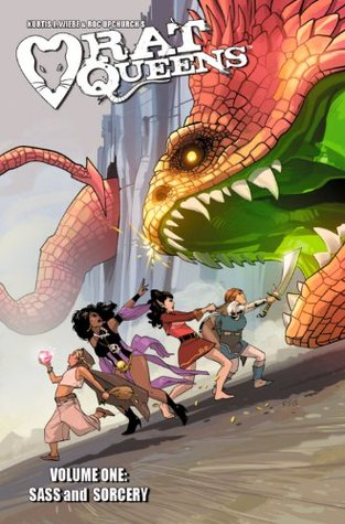 Rat Queens Vol. 1 cover