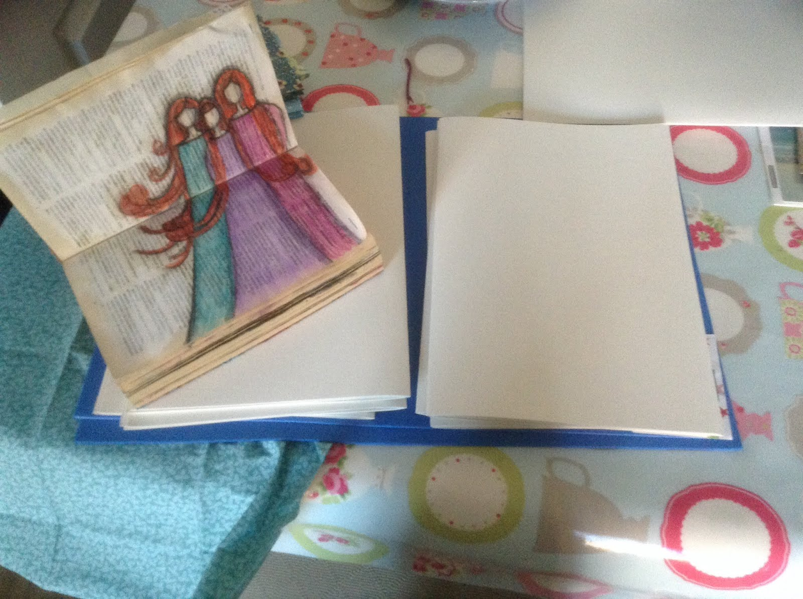 Radiant Art Journals II