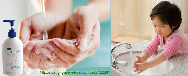 Nước rửa tay Amway
