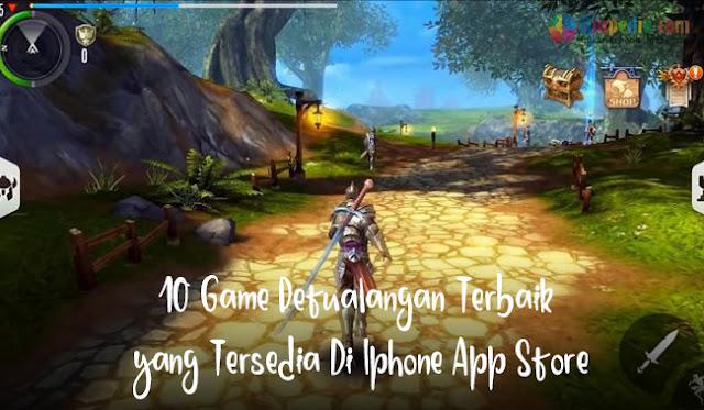 10 Game Petualangan Terbaik yang Tersedia Di Iphone App Store