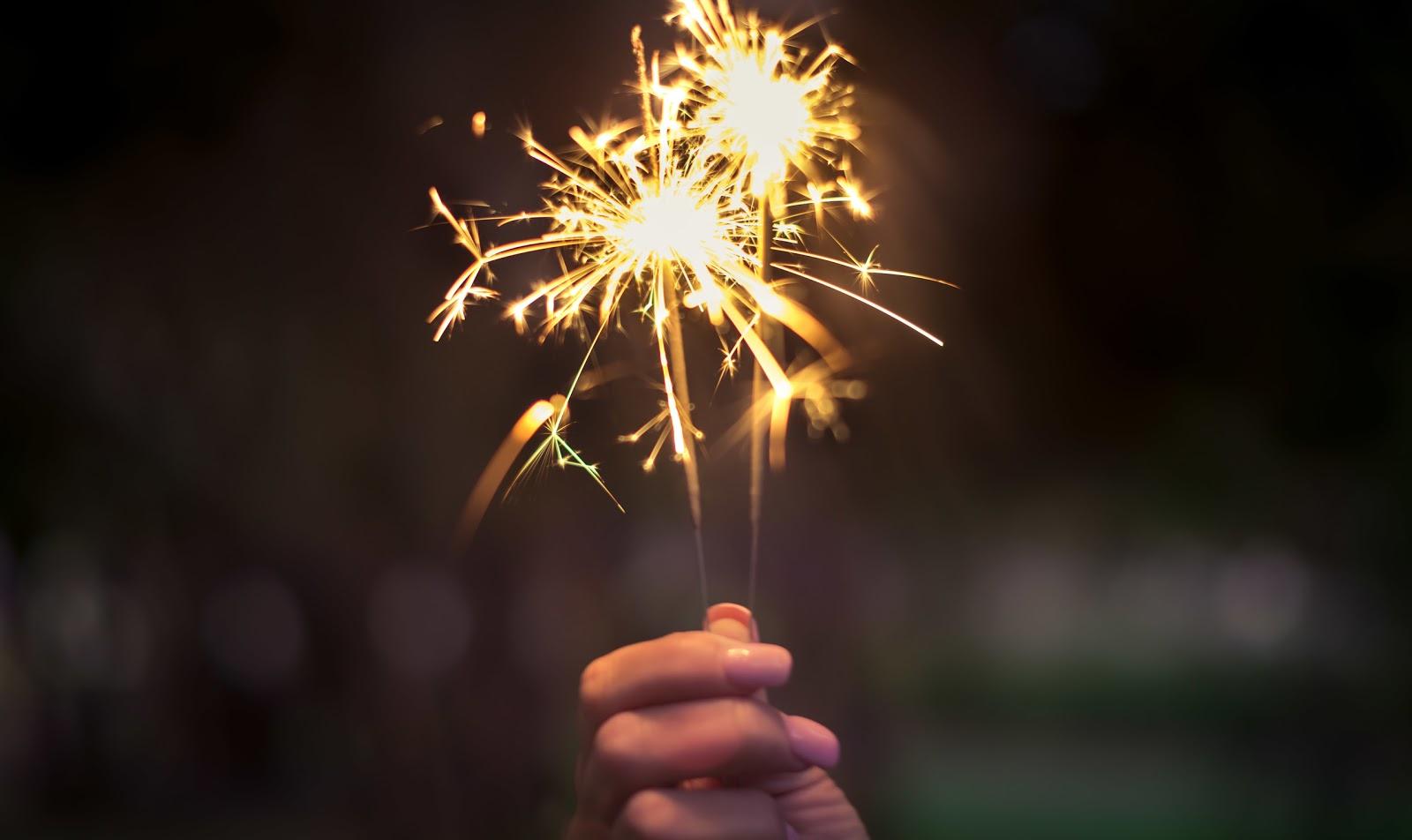 nowy rok, 2018, new year's eve, fireworks, fajerwerki