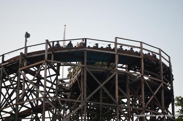Bakken Denmark World S Oldest Amusement Park With Wooden